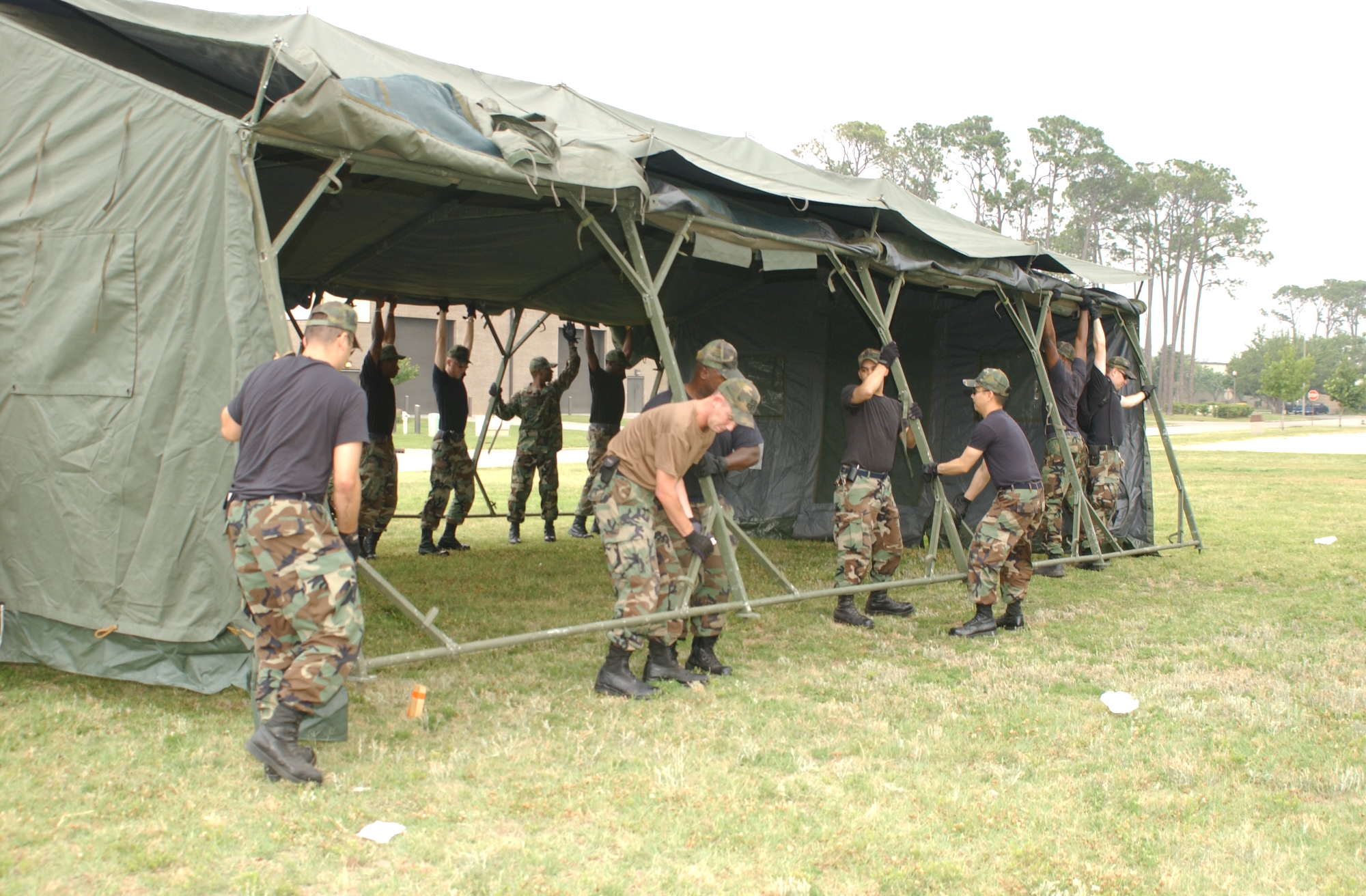 PHOTO DETAILS / DOWNLOAD HI-RES ... & Airmen Prepare For Deployment Exercise u003e Keesler Air Force Base ...