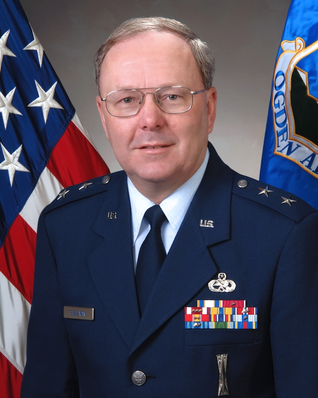 Major General Kevin Sullivan, Commander, OO-ALC, Hill AFB, Utah
