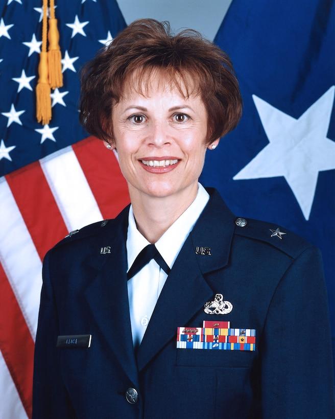 Brigadier General Kathleen Close