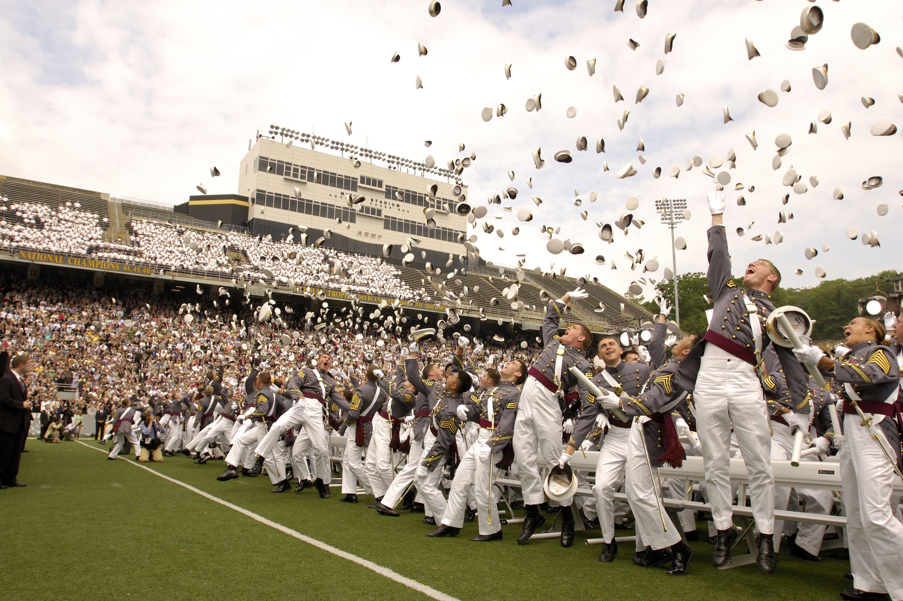 Students at the U.S. Military Academy at West Point f2313585fc77