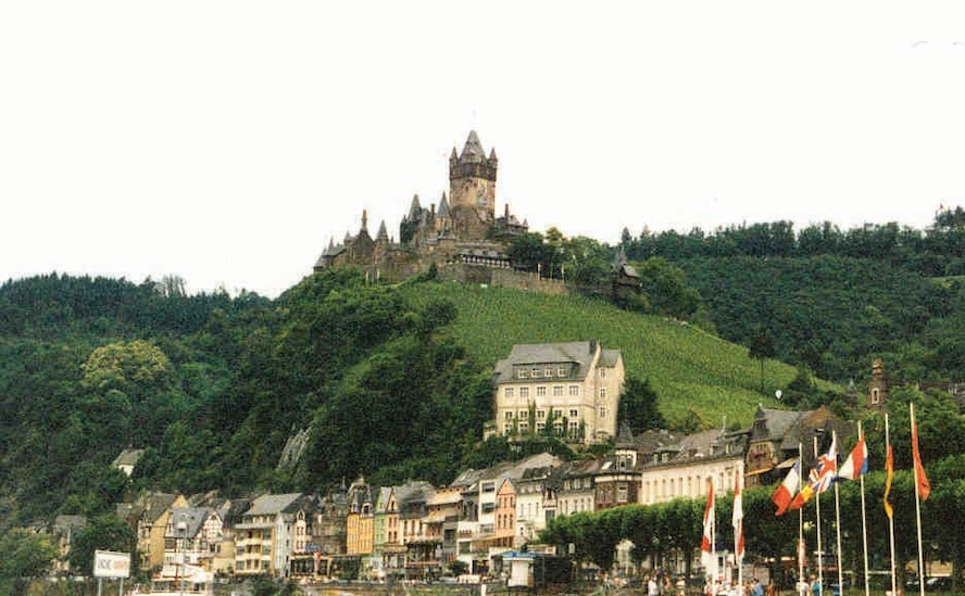 SPANGDAHLEM AIR BASE, GERMANY -- Thousands of visitors travel to the medieval castle of Cochem year-round. The castle staff offers 40-minute tours in English and hosts a medieval festival Aug. 4-5. (Courtesy photo)