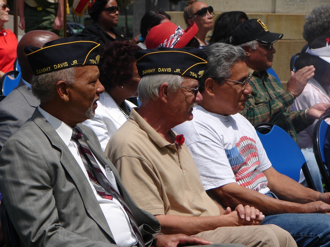Veterans serving from World War II to Operation Iraqi Freedom attended the 59th Annual Inglewood Memorial Day Service, May 28. The service honored fallen heroes from the city. Col. Douglas Kendall, Spacelift Range Group Commander was the keynote speaker at the event.
