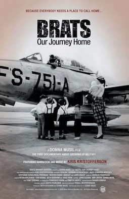 """DAYTON, Ohio -- A free screening of """"BRATS: Our Journey Home"""" will be offered at the National Museum of the United States Air Force at 7:30 p.m. on June 15, 2007. (Courtesy photo)"""