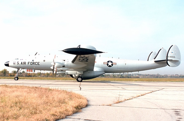 DAYTON, Ohio -- Lockheed EC-121D Constellation at the National Museum of the United States Air Force. (U.S. Air Force photo)