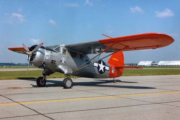 DAYTON, Ohio -- Noorduyn UC-64A Norseman at the National Museum of the United States Air Force. (U.S. Air Force photo)