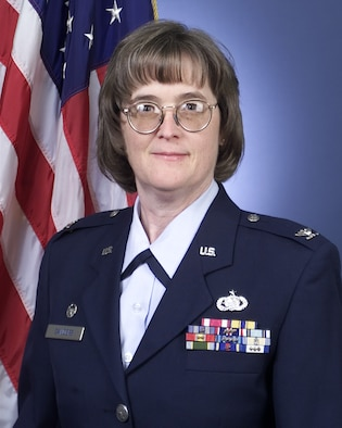 Col. Alice Sanders, the Arkansas Air National Guard's first female colonel, was selected Nov. 7 as the 189th Airlift Wing's new vice commander.