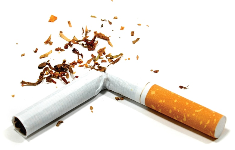 Break the nicotine habit for good by attending the Tobacco Cessation Class 1:30-4:30 p.m., Nov. 13, at the Health and Wellness Center, Bldg. 316.  For more information or to sign up, call Jennifer McMullen at 213-7968 or 213-6420.  (Courtesy graphic)