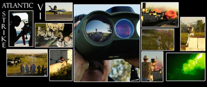 More than 200 warfighters from around the world gathered this weekend in the little-known Avon Park Military Training Complex in central Florida to combat a simulated enemy force comprised of insurgent groups, roadside bombs and hidden snipers. In order to complete their missions, teams of blended forces must use the warfighters most flexible and powerful tool: airpower. Atlantic Strike VI, a semi-annual training event sponsored by U.S. Central Command Air Forces, is aimed at preparing Joint Terminal Attack Controllers and Joint Fires Observers for urban close air support operations. For the 800 military members spread across several operating locations, including MacDill Air Force Base, Homestead Air Reserve Base and Naval Air Station Jacksonville, Fla., Shaw AFB, S.C., Seymour Johnson AFB, N.C. and Robins AFB, Ga., the intense training event begins today; battles continue day and night through Nov. (Photo story by Airman 1st Class Stephenie Wade)