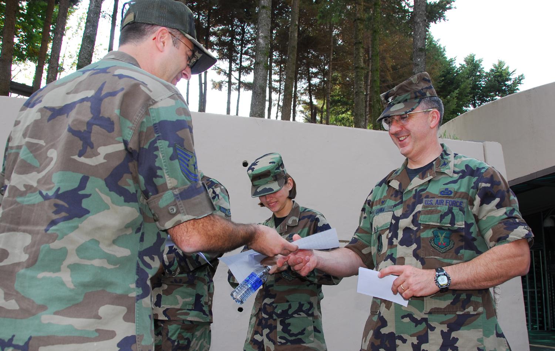 Us military pen pal program