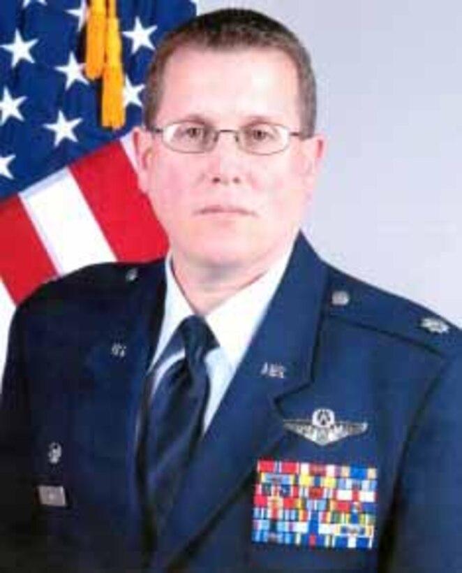 Lt. Col. Ronald L. Henry