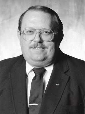 Dr. Vernon Williams  (U.S. Air Force photo)