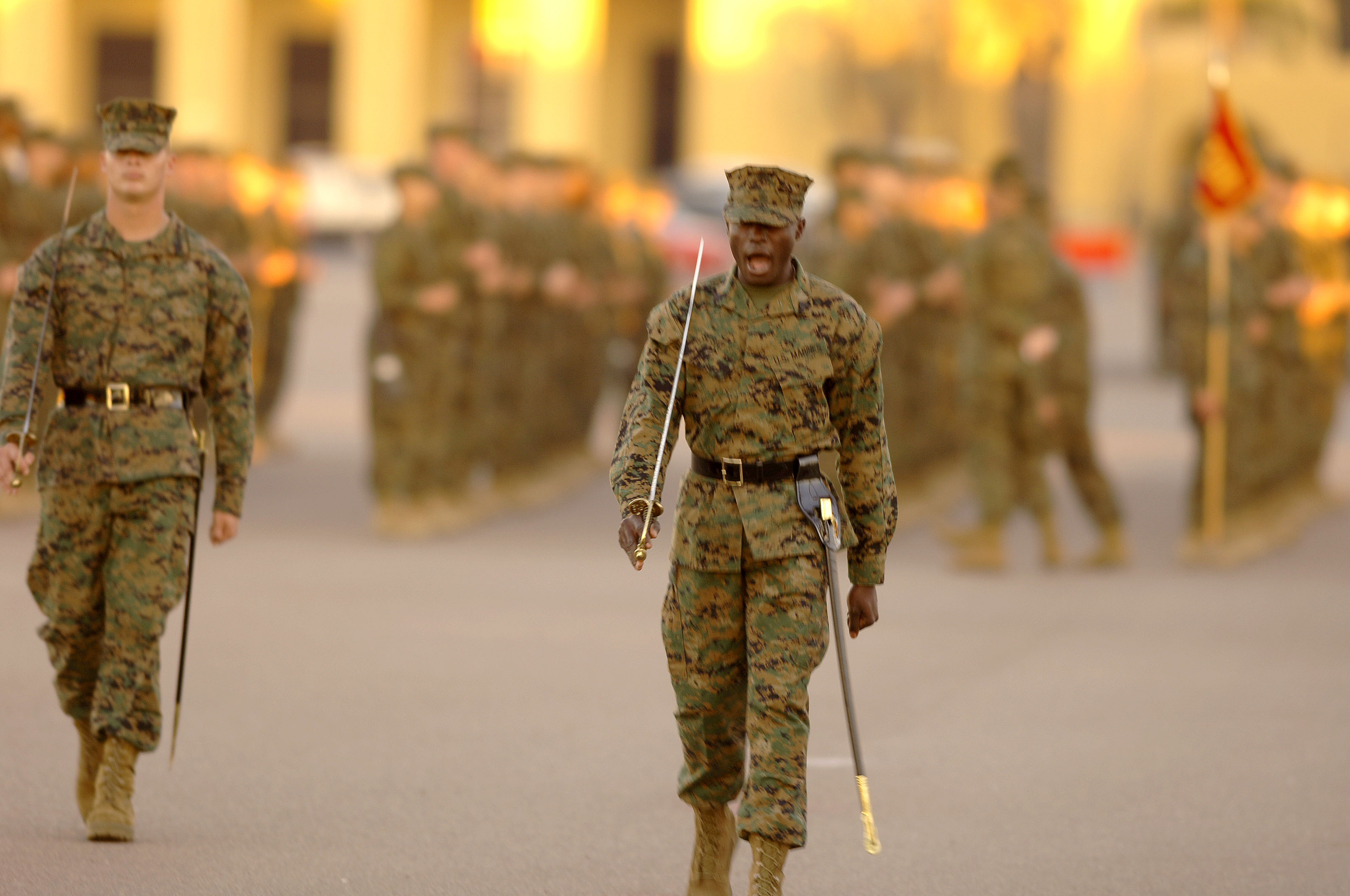 usmc research paper Welcome to the united states air force learn about great opportunities for enlisted airmen, officers and health care professionals.