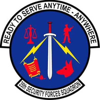 35th Security Forces Squadron
