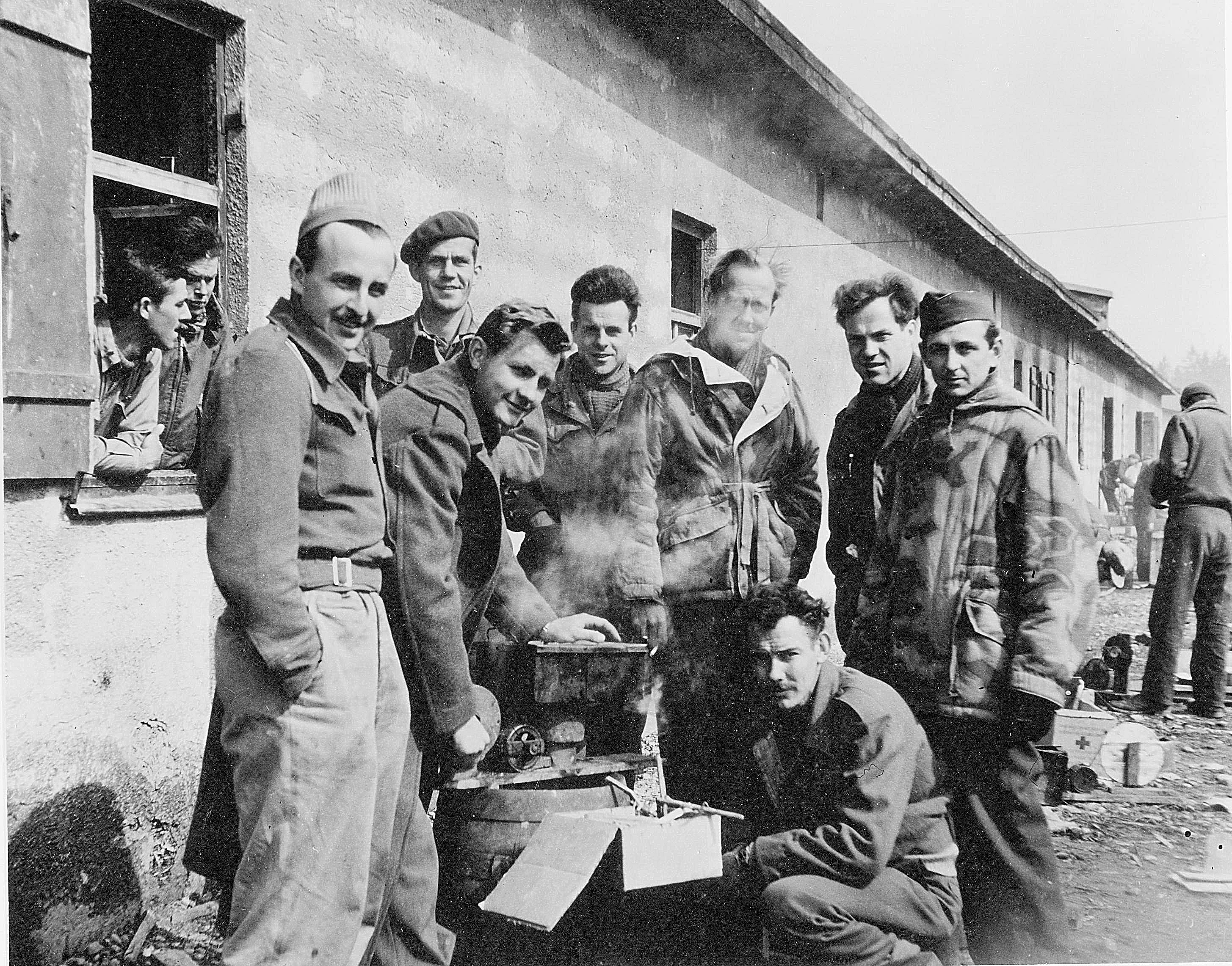 World War Ii Airmen Remember Captivity Pow Series
