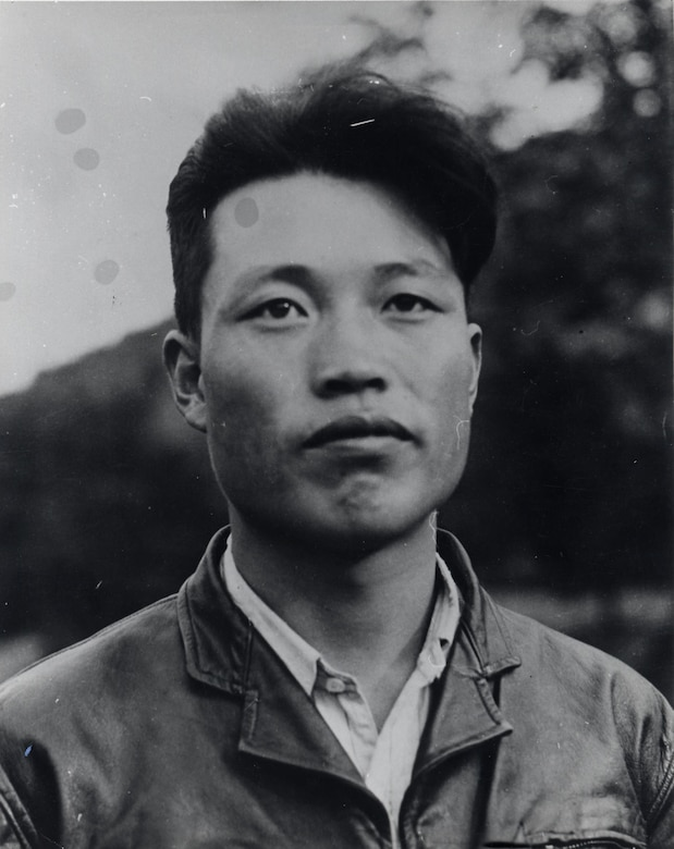 Lt. No Kum-Sok. (U.S. Air Force photo)