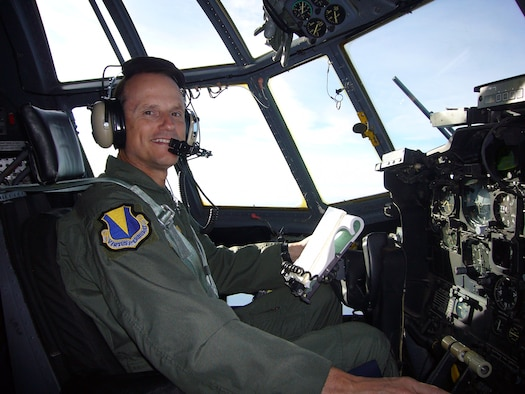 Brig. Gen. Rich Johnston, KMC and 86th Airlift Wing commander