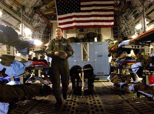 Capt. Angela Miller, 86th Aeromedical Evacuation Squadron(Courtesy photo)