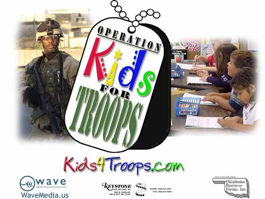 Operation Kids 4 Troops
