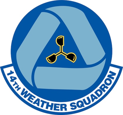 The 14th Weather Squadron in Asheville, N.C., is part of the 2nd Weather Group headquartered at Offutt AFB, Neb.