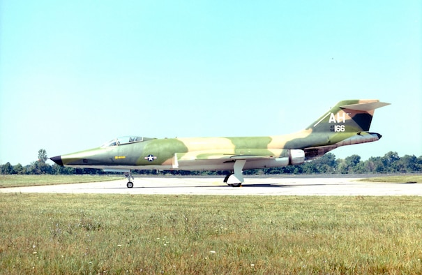 DAYTON, Ohio -- McDonnell RF-101C Voodoo at the National Museum of the United States Air Force. (U.S. Air Force photo)