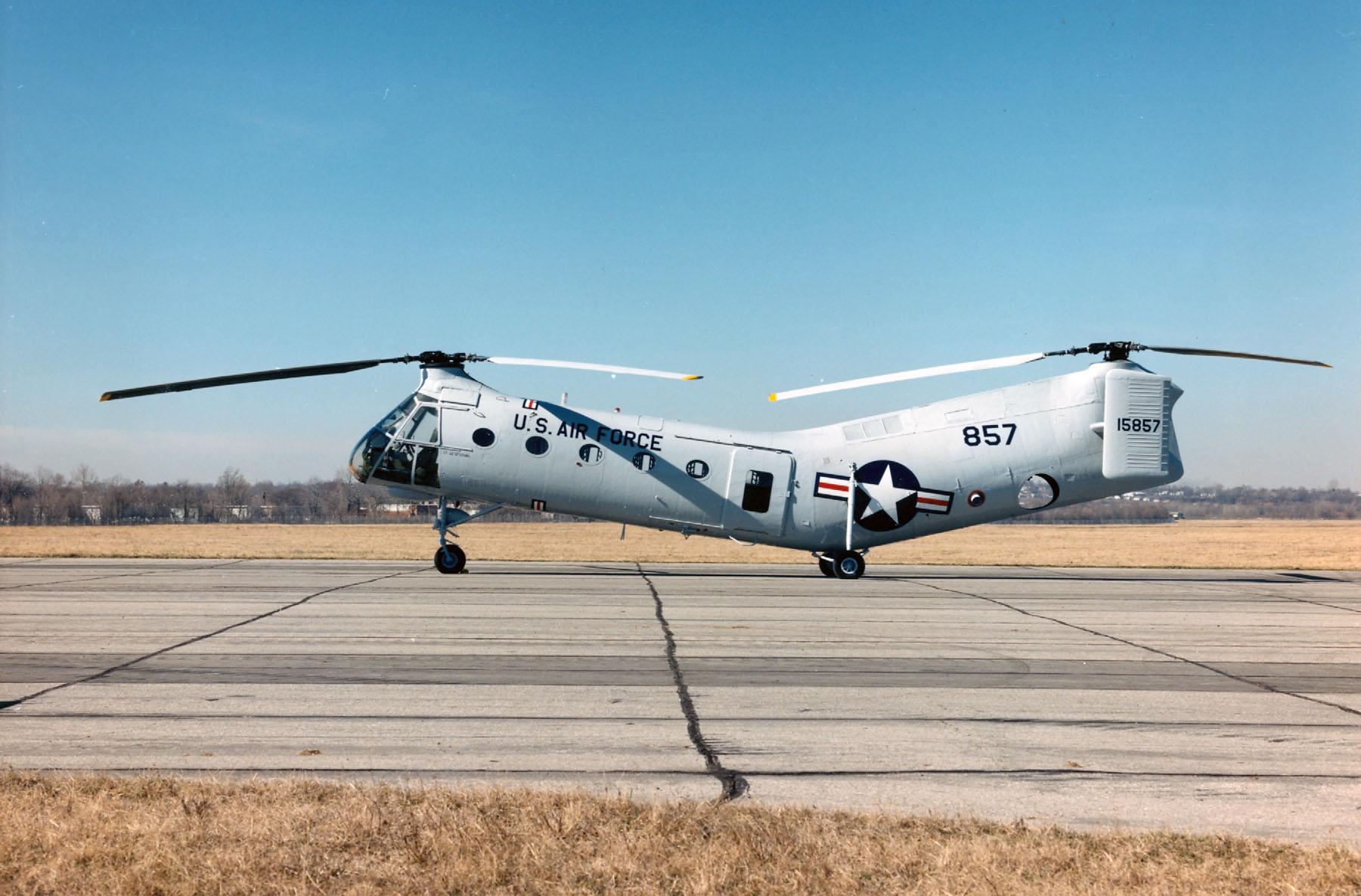 Vertol CH-21B Workhorse