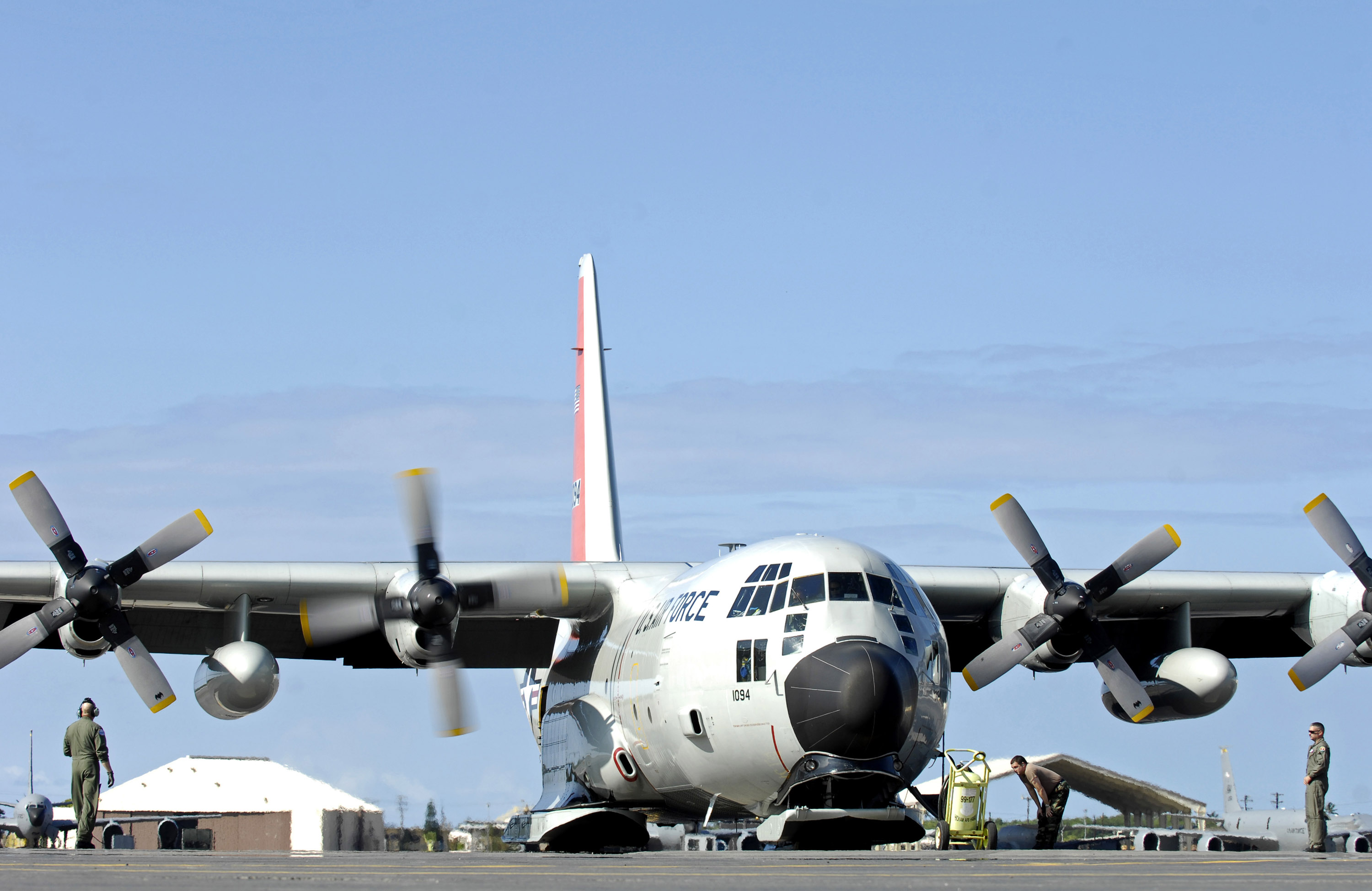 c 130s depart for ice rh 109aw ang af mil