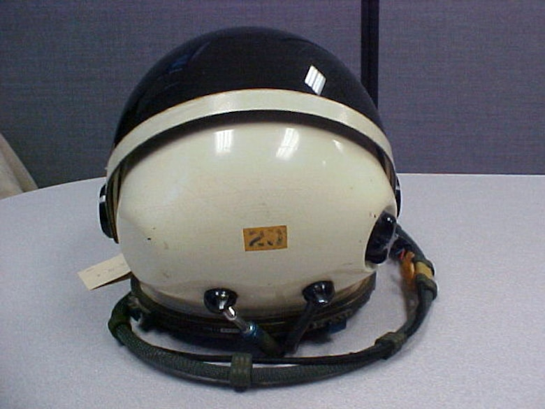 The X-15 pressure suit represented a major advance in pressure suit technology. (U.S. Air Force photo)