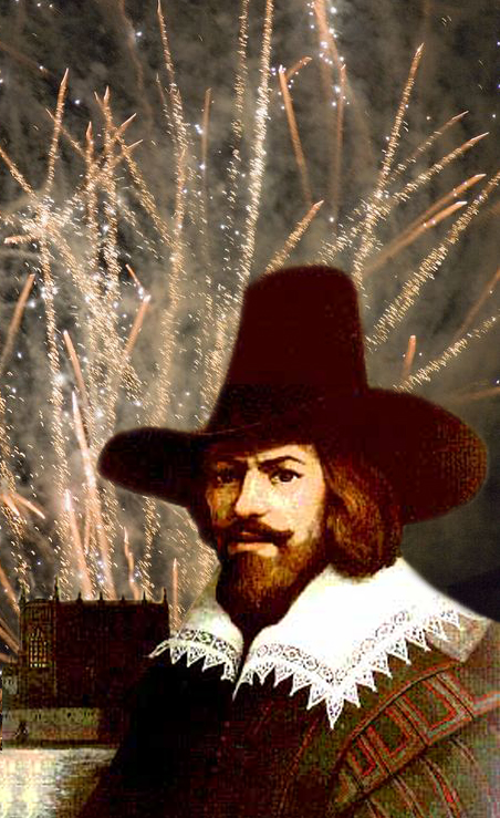 Remembering Guy Fawkes...