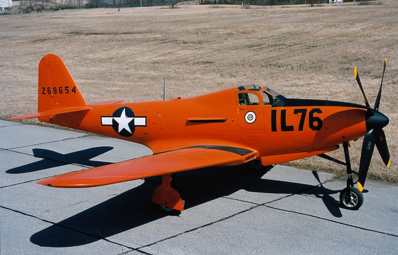 DAYTON, Ohio -- Bell P-63E Kingcobra at the National Museum of the United States Air Force. (U.S. Air Force photo)