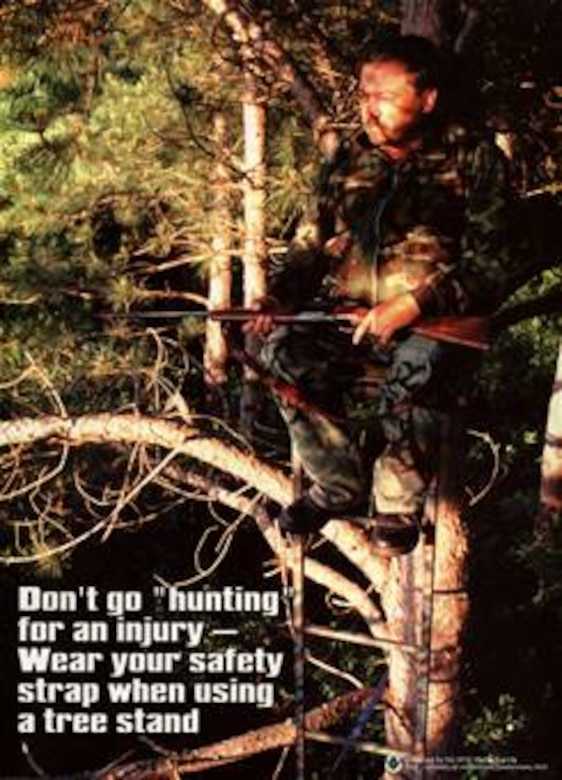 Don't go hunting for an injury