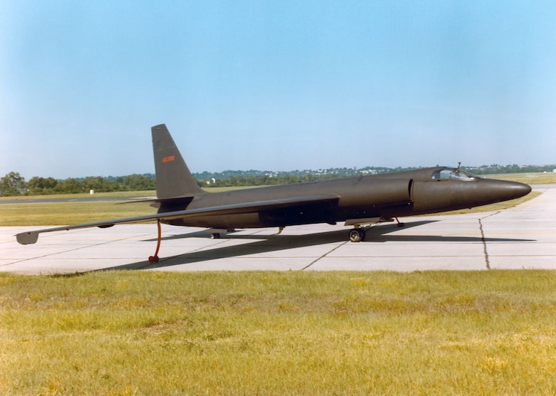 DAYTON, Ohio -- Lockheed U-2A at the National Museum of the United States Air Force. (U.S. Air Force photo)