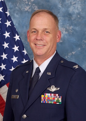 Col. Joel Westa, 36th Wing vice commander, departs Andersen for Minot AFB, N.D.