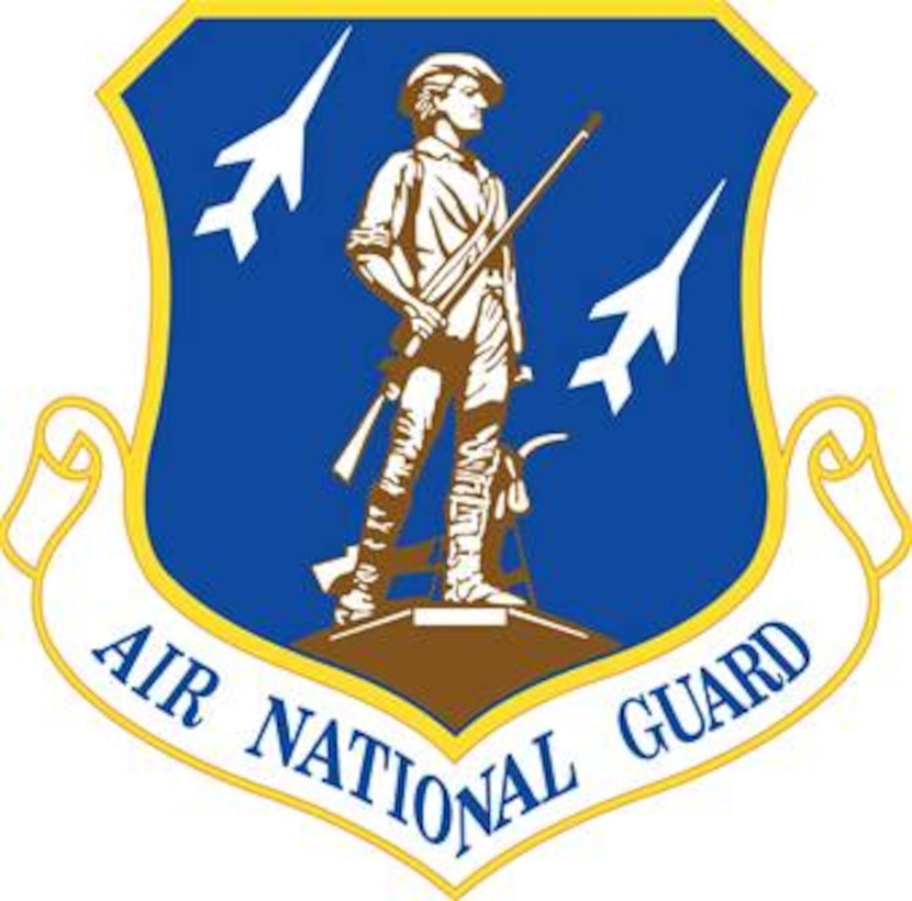 Air National Guard Seal (Color). Image is 7x7 inches @ 300ppi. Image provided by the Air Force Historical Research Agency. Department of Defense and Military Seals are protected by law from unauthorized use. These seals may NOT be used for non-official purposes. For additional information contact the appropriate proponent
