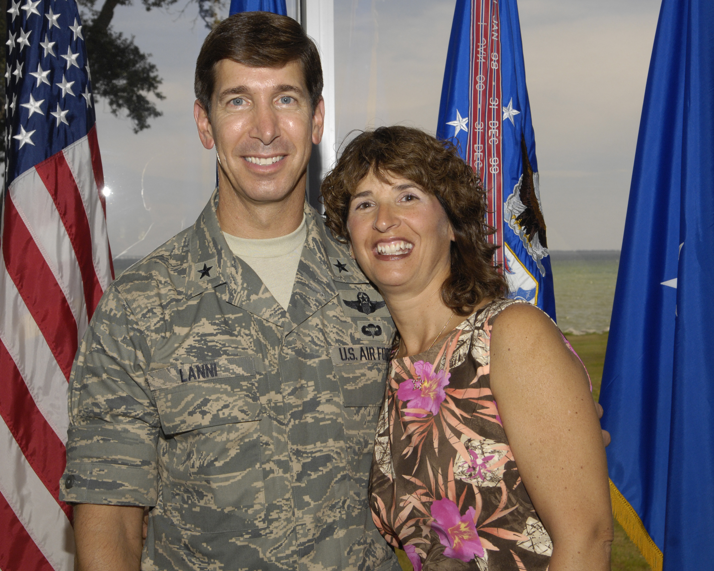 General Lanni Bids Farewell Lauds Team Eglin Air Force Base
