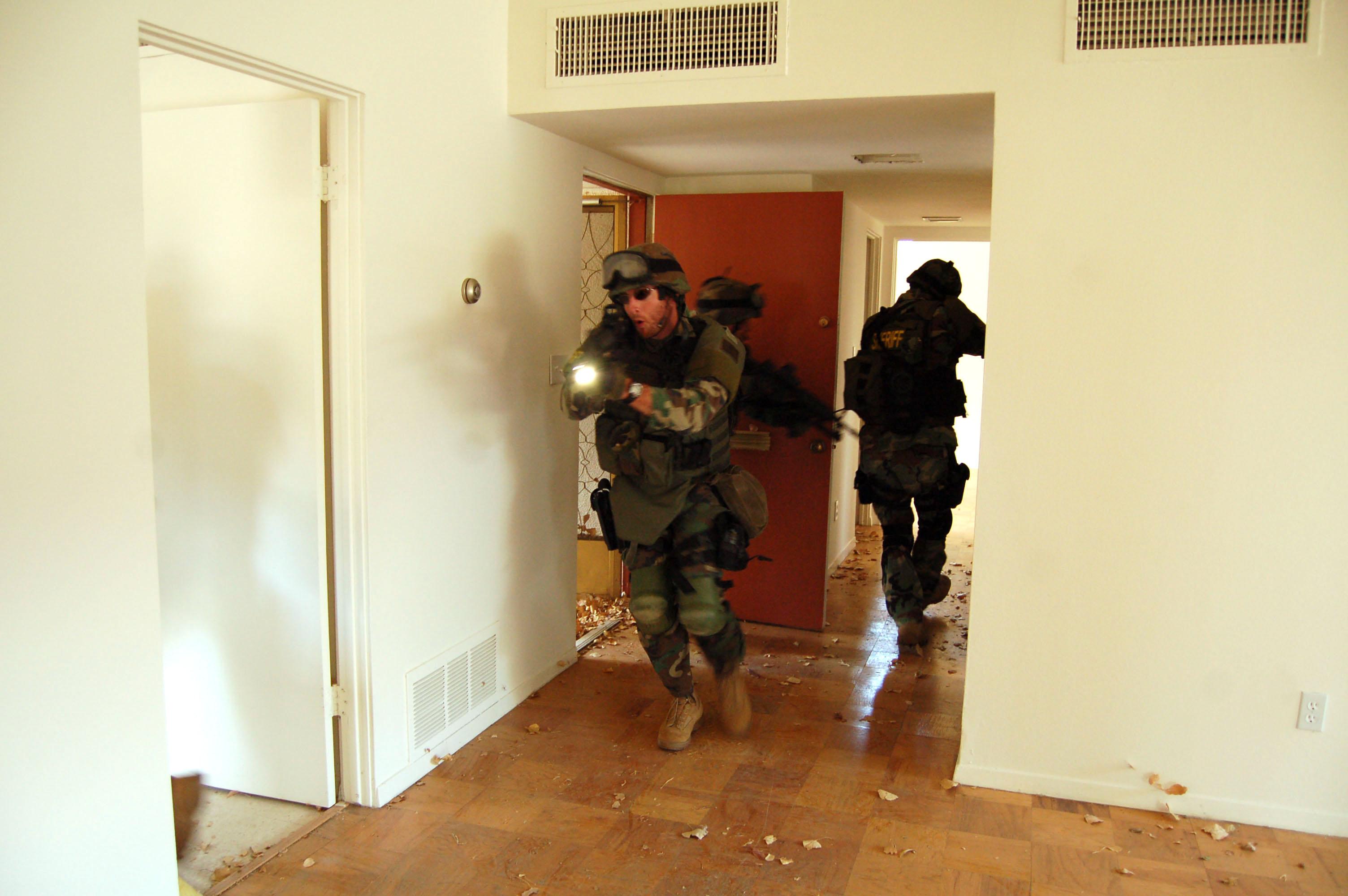 Kern County SWAT trains at Edwards > Edwards Air Force Base