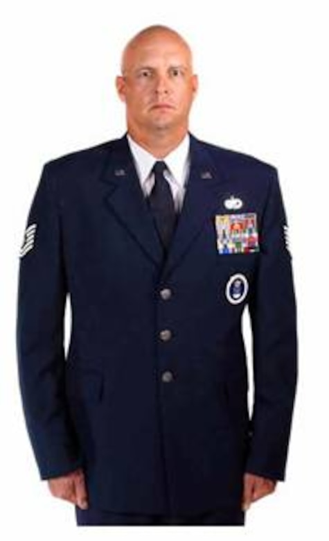 Proper Wearing Of The Enlisted Semi Formal Uniform Dyess Air Force