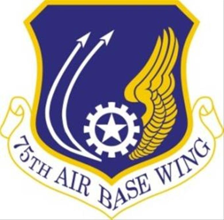 75th Air Base Wing Emblem