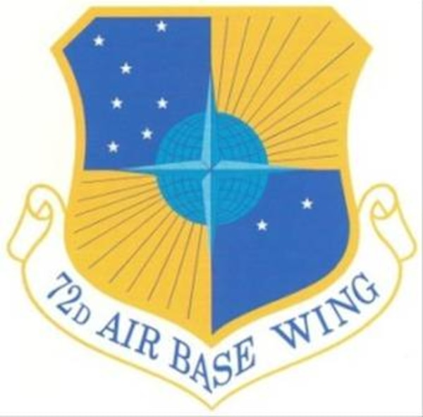 72d Air Base Wing Emblem