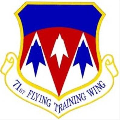 71st Flying Training Wing Emblem