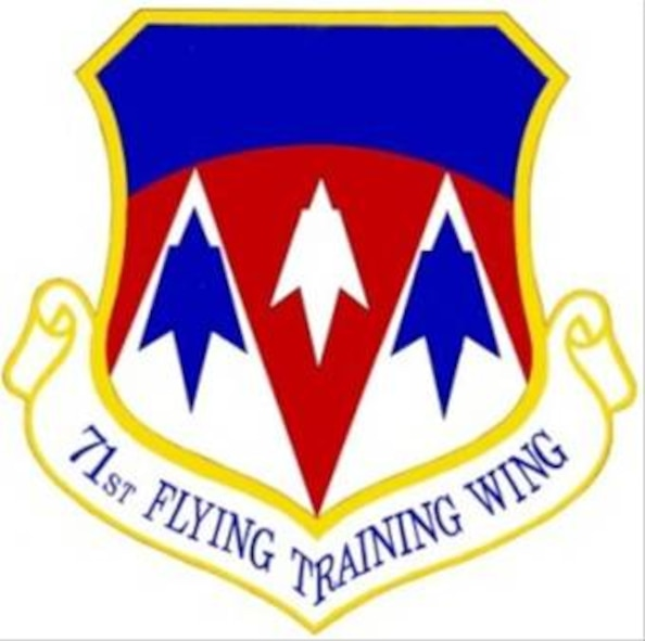 71st Flying Training Wing Emblem