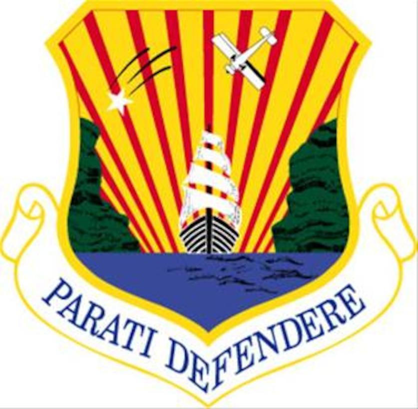 6th Air Mobility Wing Emblem