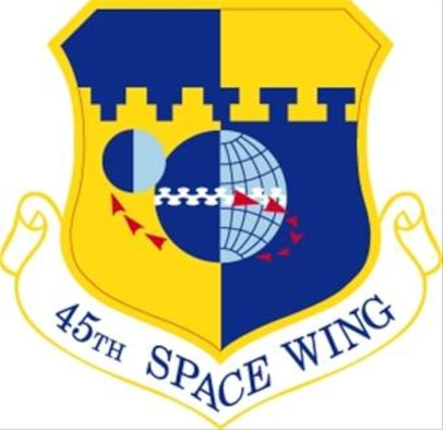 45th Space Wing Emblem