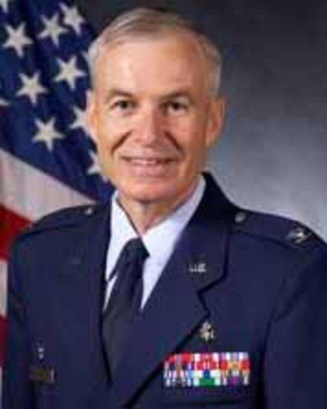 Col. Roger Goetz, 72nd Medical Group Commander