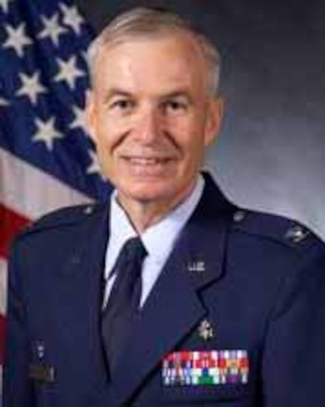 Col. Roger Goetz, 72nd Medical Group Commander