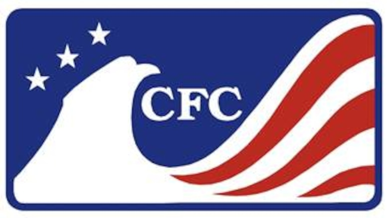 Combined Federal Campaign-Overseas logo.