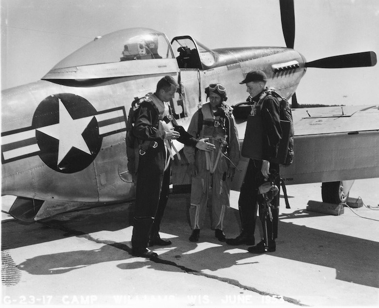119th Wing Historicial Photo