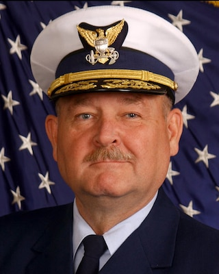 Former Commandant of the Coast Guard