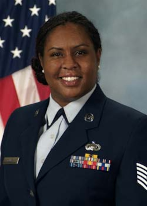 TSgt. Tracey G. Dawley is the 2007 Air Force Operational Test and Evaluation Center Unit-Level Personnel Manager of the Year. She is assigned to AFOTEC's Detachment 4 at Peterson AFB, Colo.