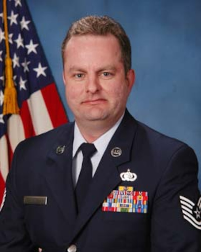 TSgt. Jason W. Marks is the 2007 Air Force Operational Test and Evaluation Center Communication and Information Outstanding NCO of the Year for the 3A career field. He is assigned to Headquarters AFOTEC's Directorate of Communications and Information.