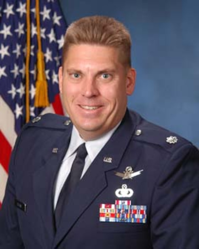 Lt. Col. Thomas G. Sloan is the 2007 Air Force Operational Test and Evaluation Center Information Assurance Program Manager of the Year. Sloan is assigned to the Headquarters AFOTEC Directorate of Communication and Information.